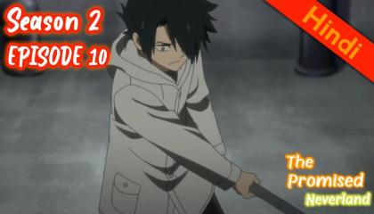 The Promised Neverland S02 E10 In Hindi Dubbed