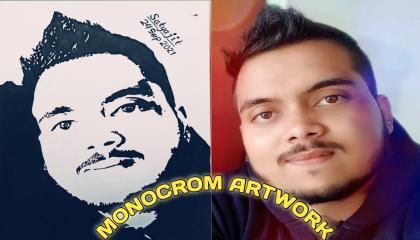 MONOCROM ARTWORK