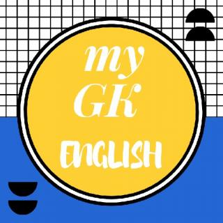 my GK English