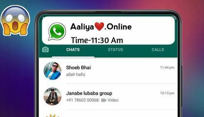 WhatsApp Par Koi bhi Online Ayega To Aapko Notification Aajaega  Who is online 2020  WhatsApp