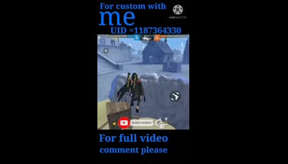 Free fire op headshot ever  trending  please follow to us for free fire videos