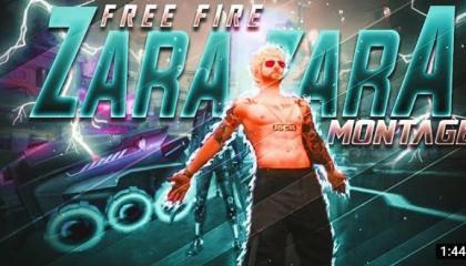 Free fire Best ZARA ZARA montage ever  please follow to us