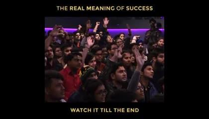 The Real Meaning of success by sandeep maheshwari(Hindi)