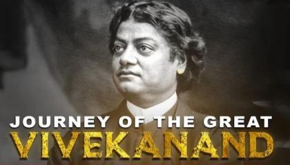 journey of svami vivekanand संत या कोई महान पुरुष ? _एक अद्वितीय व्यक्ति जिसने अपनी ज्ञान से पहचान  दी