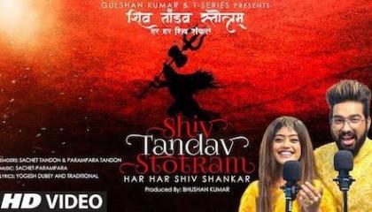 Shiv Tandav Stotram Har Har Shiv Shankar  Sachet Tandon, Parampara Tandon  Bhushan Kumar   T-Series.