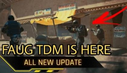 fau g tdm real trailer finally released confirmed
