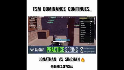 Jonathan 1v4 Epic clutch 🔥 against Hacker 😳