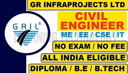 LATEST JOB NOTIFICATION DIPLOMA BE BTECH FRESHER AND EXPERIENCE