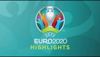 UEFA EURO 2020, Denmark Vs Wales  4-0 Extended highlights & all goals 26th June 2021.