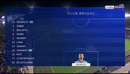 PSG Vs Club Brugge 1-1 Extended Highlights & all goals  16th September 2021