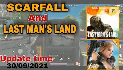 Scarfall And last man's land Update information  Vats gamer yt