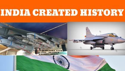 INDIA CREATED WORLD RECORD