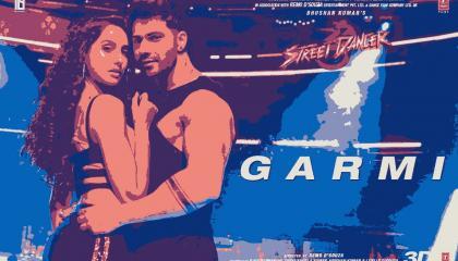 Garmi video song from Street dancer 3d movie.