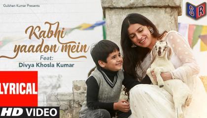 Kabhi yaadon mein video song of Divya Ghosla Kumaar.