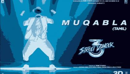 Muqabla video song from Movie Street Dancer 3D.