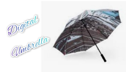 Digital Umbrella In Hindi !! Intelligent Fact