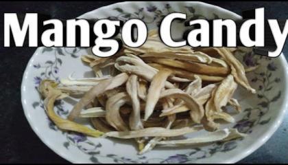 Raw Mango Candy/कच्चे आम की केन्डी