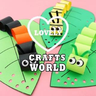 Lovely Crafts World