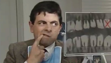 The Trouble With Mr. Bean  Episode 5  Classic Mr. Bean