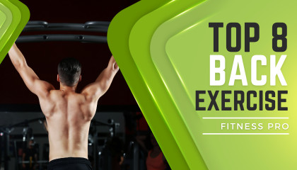 8 Exercises To Build A Big Back
