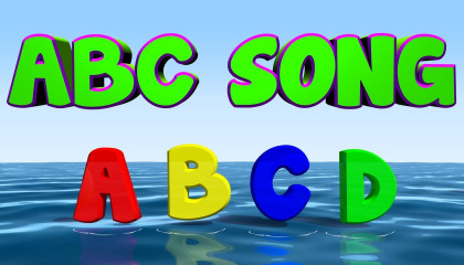 The ABC Song  Preschool Rhymes  Learning Videos For Babies