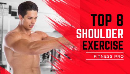 8 BEST Exercises For THICKER 3D Shoulders
