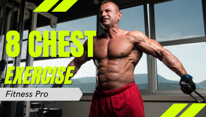 8 Best Chest Exercises YOU Should Be Doing