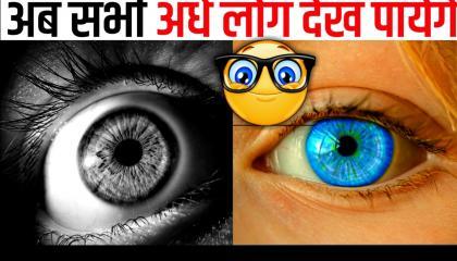 अब सभी अंधे लोग देख पाएंगे । Artificial Retina Explained in Hindi
