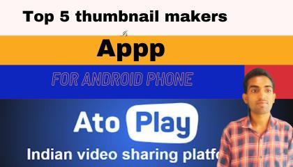 5thumbnail makers app