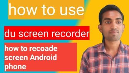 mobile se screen recorder kaise