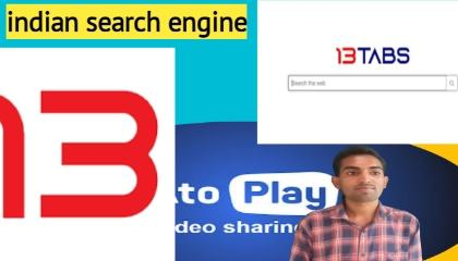 indian search engine 13tabs