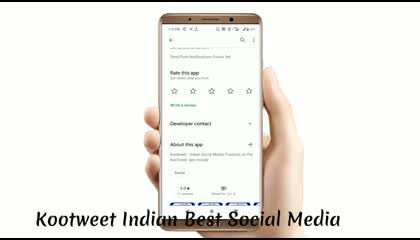 Download kootweet app med in India