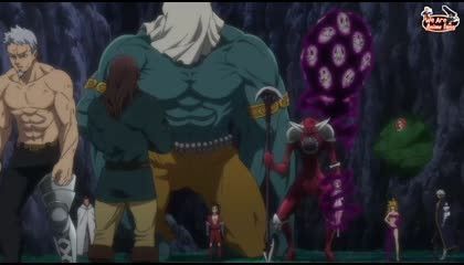 The Seven Deadly Sins: Revival Of The Commandments  EPISODE 03  Hindi Dub