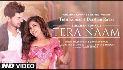 Tera Naam Tulsi Kumar, Darshan Raval Manoj Baradwaj,NavjitButtar,BhushanKumar