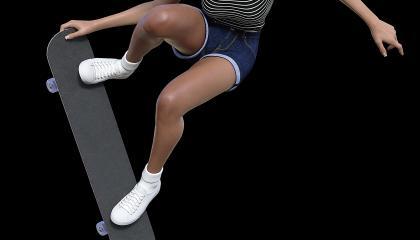 ओलंपिक: मोमिजी निशिया स्केटबोर्ड चैंपियन