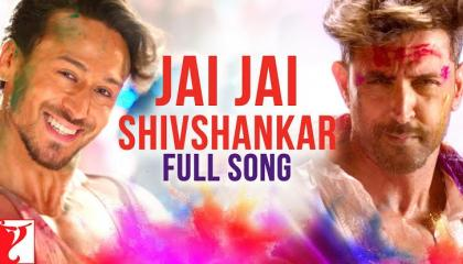 Jai Jai Shivshankar Song WAR Hrithik Roshan Tiger Shroff Vishal Shekhar Benny Holi Song
