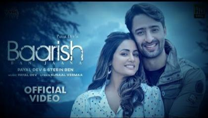 Baarish (Official Video song)