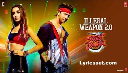full video lllegal weapon 20 Street Dancer 3D Varun DShraddha KNora Tanishk BJasmine SGarry