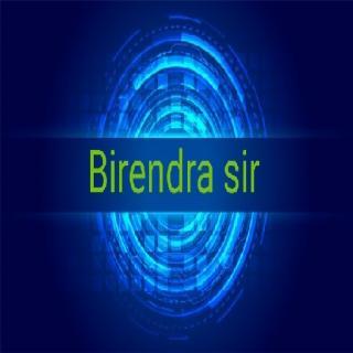 Birendra sir