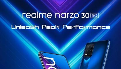 realme narzo 30 5G Mobile Phone Full specification
