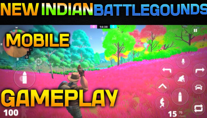 PVP Battleground Shooting 2021! Multiplayer Games ncore yt  Indian game