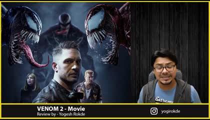Venom 2 Review By Yogi