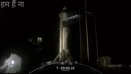 spacex inspiration 4 all civilian rocket launch