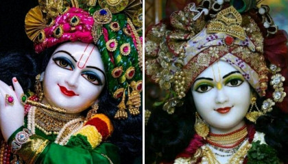 मै आरती तेरी गाऊ ओ केशव कुन्ज बिहारी Kanha Ji Aarti