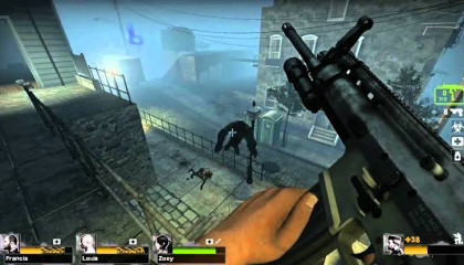 left 4 dead gameplay