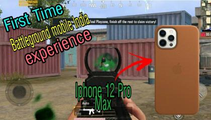 First Time Bgmi ExperiencesI Phone 12 Pro MaxSamsung, A3,A5,A6,A7,J2,5,J7,S5,S6,S7,59,A10,A20,A3