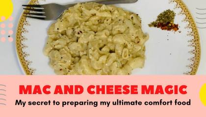 Mac & Cheese Magic  Mouth watering recipe Quicky twicky Short Video Make & Serve