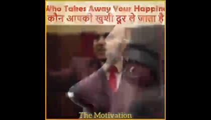 Short motivational clip by Harshvardhan jain