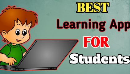 BEST LEARNING APP FOR STUDENTS  Learning App for students  learning apps