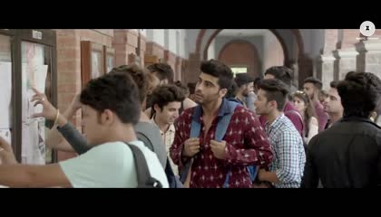 Baarish by Atif Aslam half girlfriend Arjun Kapoor Shraddha Kapoor latest song